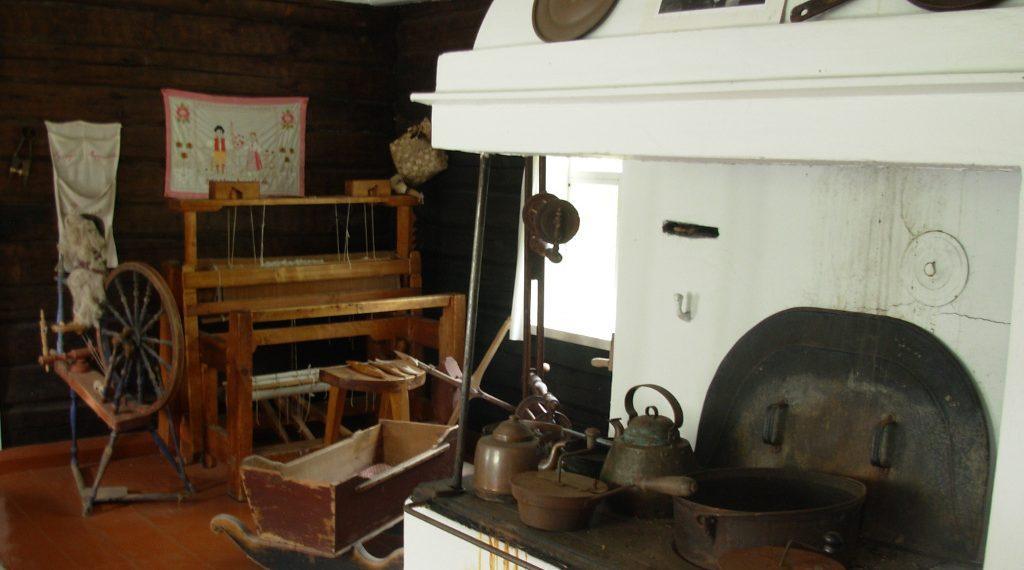 Parikkalan kotiseutumuseo, Hauta-Ollin mökki